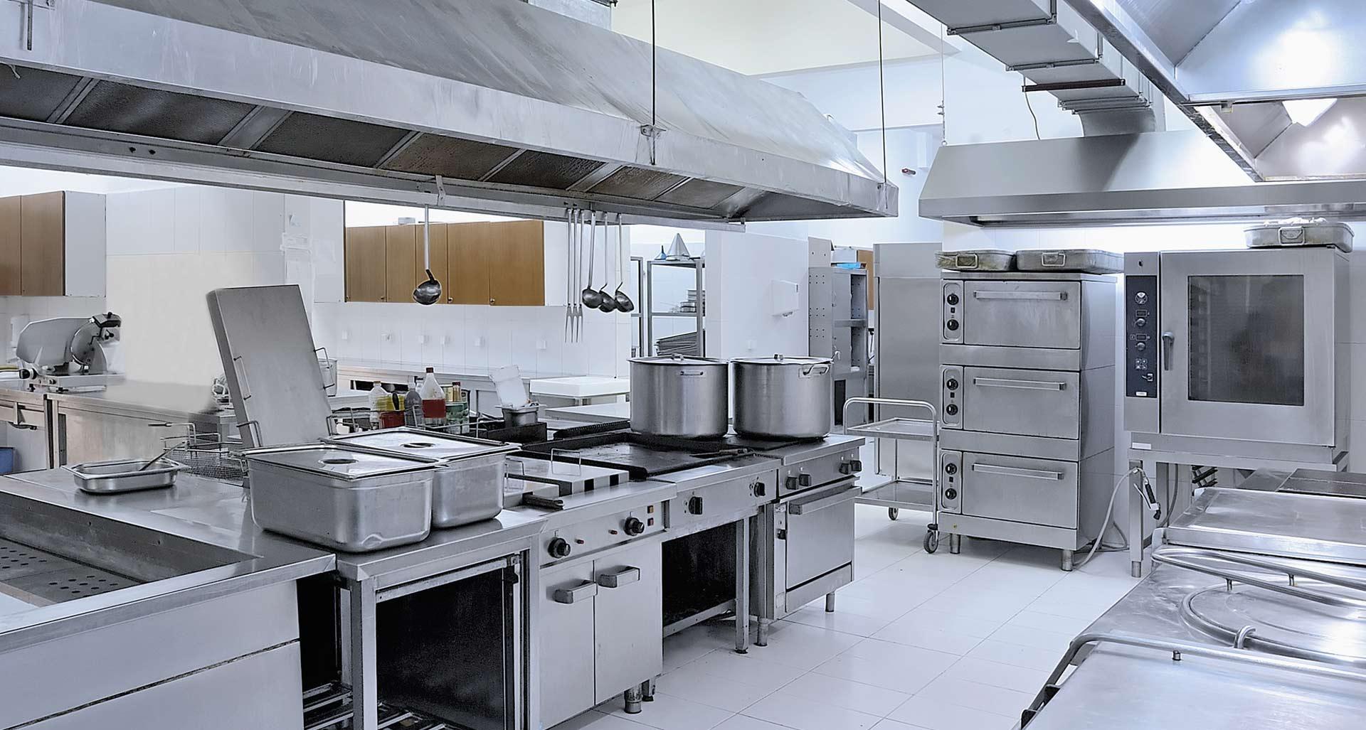Service alimentaire 2000 r paration d quipements de cuisine for Equipement de cuisine commerciale